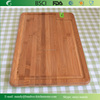 Bamboo Carving Board with knife grinder