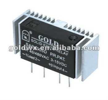PCB RELAY,AC PCB Mounting SSR,SOLID STATE RELAY