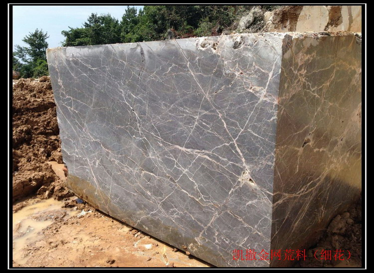 Natural style eco-friendly marble and granite stone block