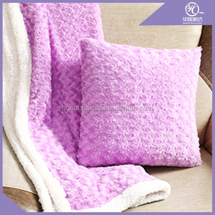 Buy Direct From China Wholesale baby knit blanket 100% polyester fleece muslin baby blanket