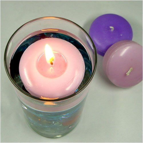2 Inch Round Floating Candles