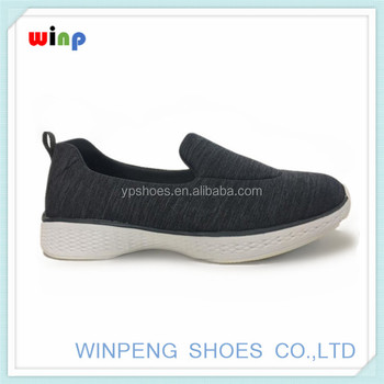 2017 new desigen TOP style women fly knitting fabric shoes