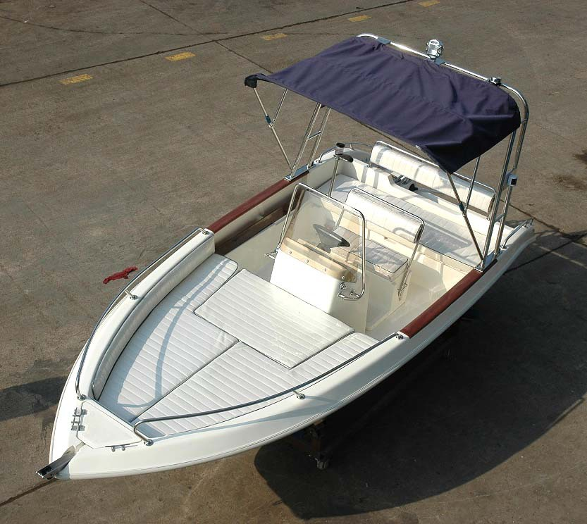 16ft Fast Patrol Boat for Sale