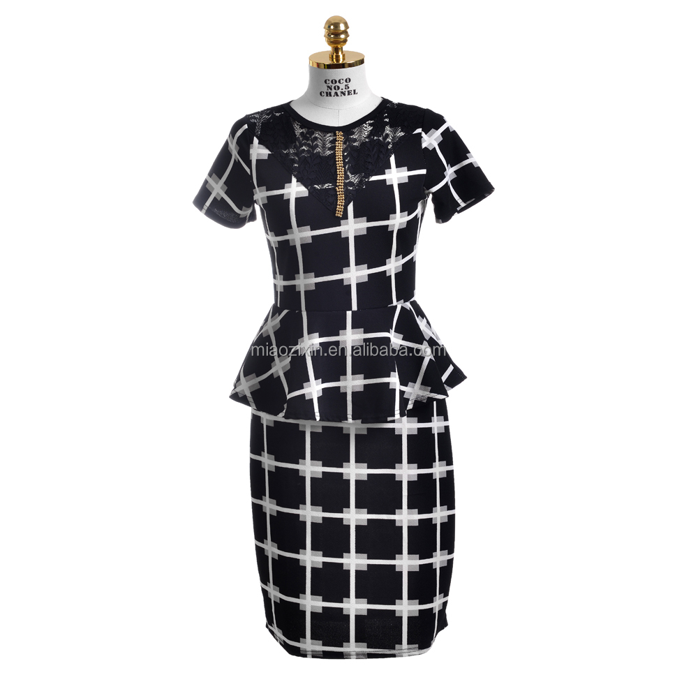 New arrival woman summer Occupation fashion dress