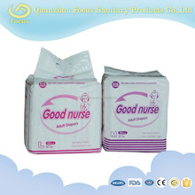 Sex Adult Diaper for Good Nurse Branded,Printed adult nappy