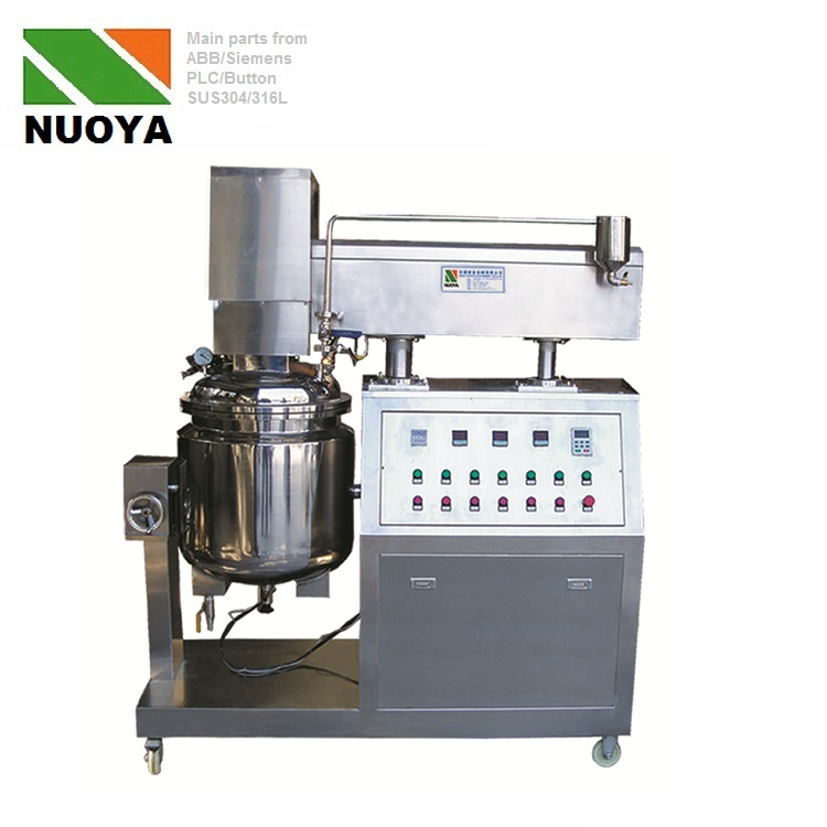ZJR Vacuum food homogenizer mixer price manufaturer