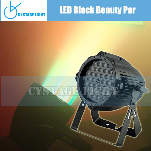 Auto Run 36X3W RGB 3in 1 Power Par Can LED Outdoor Party Strobe Light