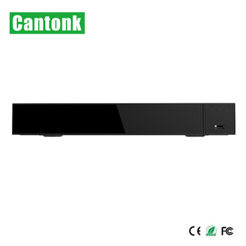 Cantonk 8CH H.265 5MP XVR with 2 HDD and 30fps
