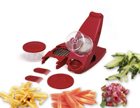 ABS +S/S 30*11*12 KITCHEN TOOLS FRUIT&VEGETABLE CHIPPER