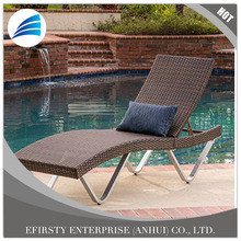 Outdoor garden lightweight beach chair