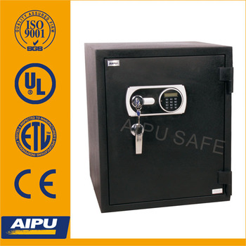 UL 1 hour Fireproof safe and safe box fireproof safe for office and home use