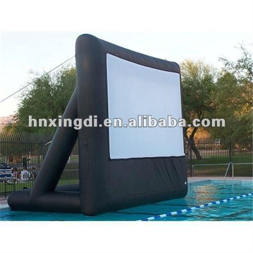 Professional Design Cheap Inflatable Movie Screen for Sale