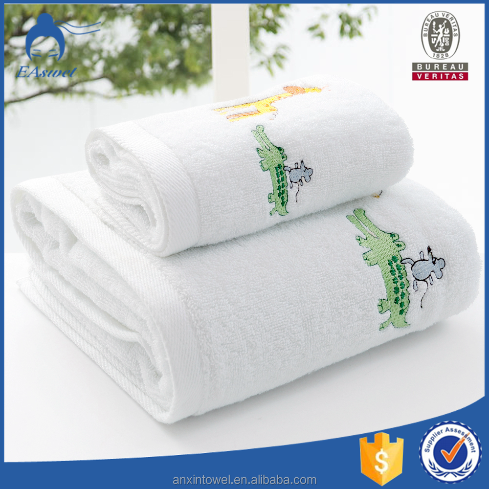 White Spa Hotel Home Shower Bath Water Pool Large Absorbent Luxury Bath Towels