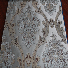 Wholesale jacquard curtain pattern Russian living room polyester curtain fabric drapery