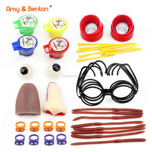 Hot selling novelty party fillers supplies joke gift toys set with good price