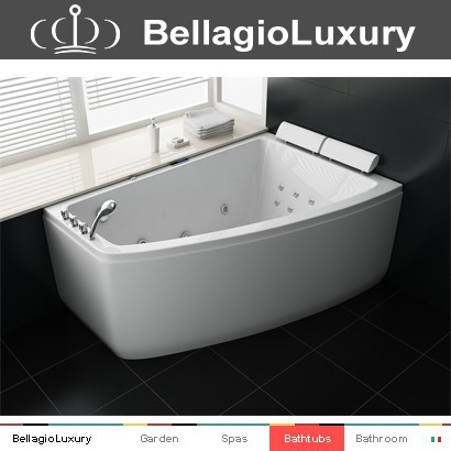 2 personne baignoire de massage int rieure bain remous extra large whirlpool baignoire spa. Black Bedroom Furniture Sets. Home Design Ideas