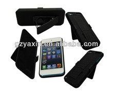 For Ipod touch 5 case Holster Combo Case with Attached Kickstand,case for apple ipod