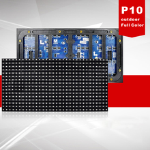 Best Price Professional 320x160mm led screen module P10 outdoor IP65 SMD full color High Brightness LED Display Module