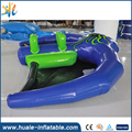 2017 HUALE inflatable water toy , inflatable flying manta ray for sale