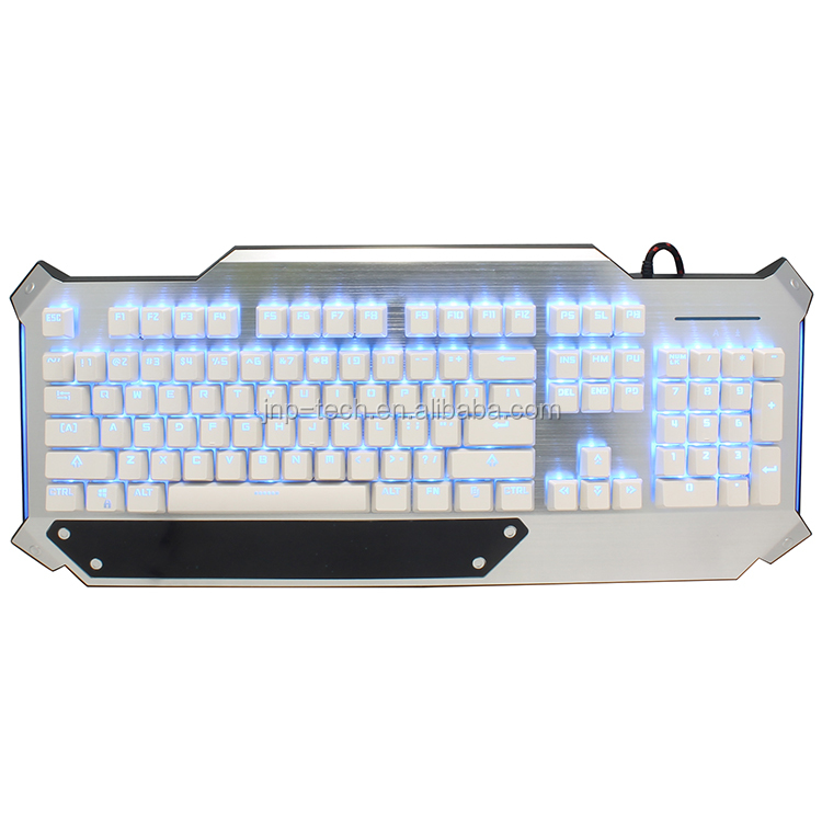 Floating Keycap Mechanical keyboard Aluminium Gaming Keyboard