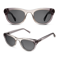 High quality sunglasses polarized acetate sun glasses