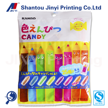 Manufacture laminated flexible packaging candy bag