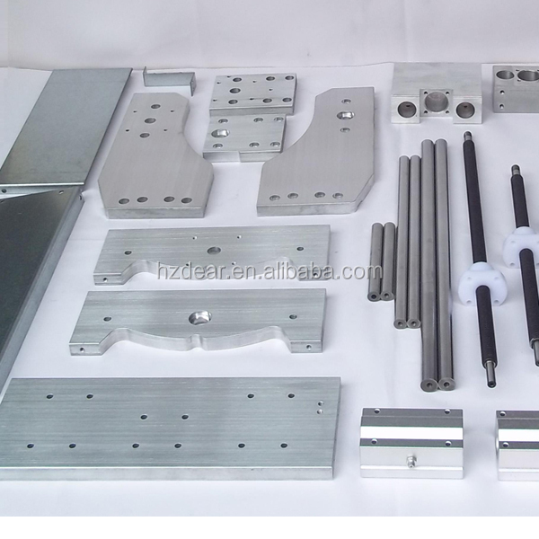 3D CAD Customized New Drawing Design CNC Aluminum Machining