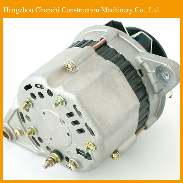 S6K engine parts diesel generator alternator ME070120A2T72986 for cat E200B