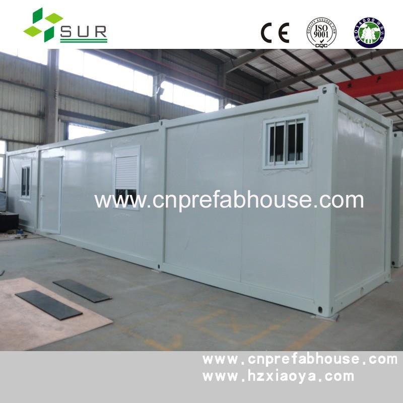 Haus pl ne stahlbau hausprojekte fertighaus container for Fertighaus container haus
