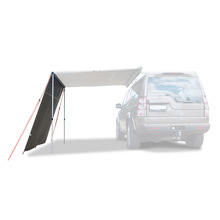 Camping tent Car Side Awning with wind shield