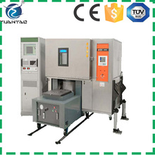 CE approved temperature humidity and vibration test chamber