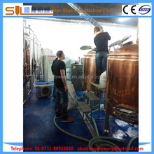 resonable price stable beer fermenting equipment 500l beer brewing