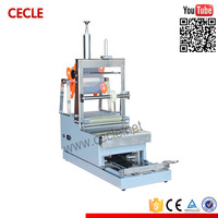 automatic cigarette box wrapping machine with ce