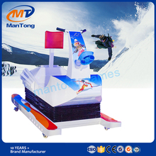 Indoor Game Machine new design Ski 9D Vr Racing Simulator