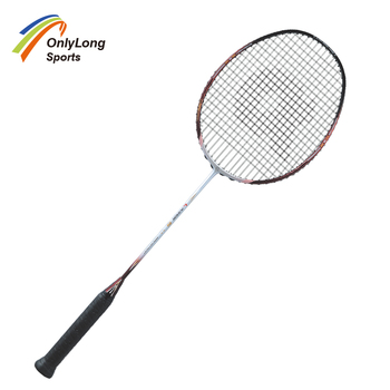 2018 Hot koop carbon fiber badminton racket Laser-5