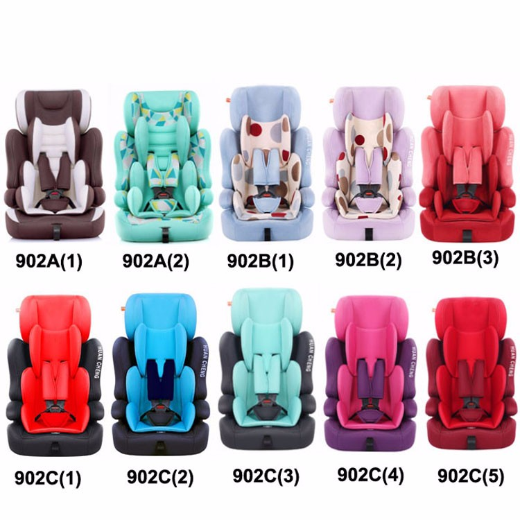 Professional Manufacturer Baby Car Seat / Child Car Seat for Group 1+2+3(9-36Kg) with ECE R44/04