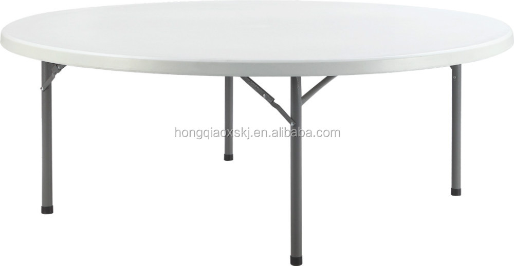 High quality round conference table used round hdpe for 10 person conference table