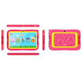 2017 High Quality 7 inch RK3126 Quad core 1024*600 HD 512MB 8GB children tablet kids learning Android tablet