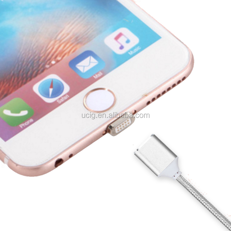 Factory price magnetic usb cable promotion gift ios and android usb cable cord