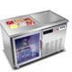 Sell Well New Type Commercial Strong Roll Fry Ice Cream Machine