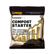 Compost Starter for cattle manure in cattle feedlot Organic Fertilizer Classification Composter
