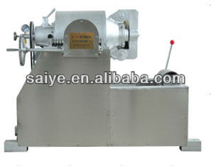 high efficiency puffing rice bar forming machine/cereal bar cutting machine