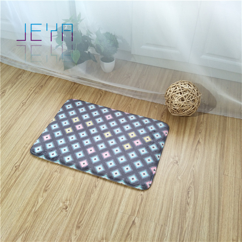 exhibition carpet anti fatigue rubber mats silicone kitchen mat - JEYA