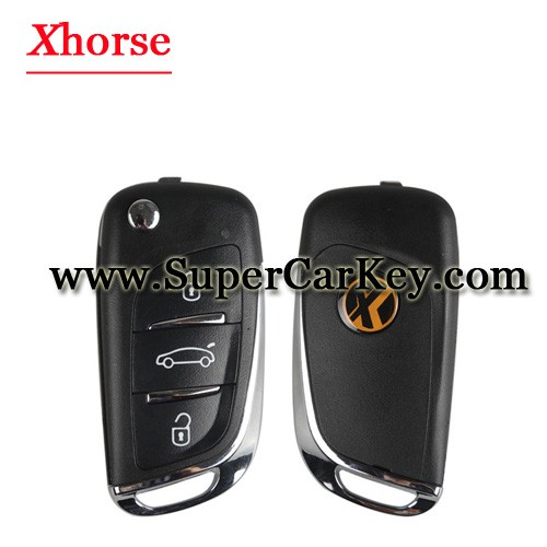 High Quality Xhorse VVDI2 DS Type Wireless Universal Remote Key 3 Buttons