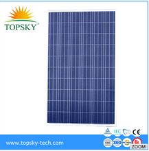 Hottest selling 30V high efficiency cheap price 250W Poly solar panel/module pv