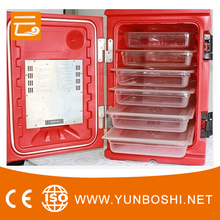 CE Approved Plastic Warmer Hotel Used Insulated Food Container