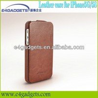 2013 High quality Luxury PU leather oem case for iphone5,for iphone5 case