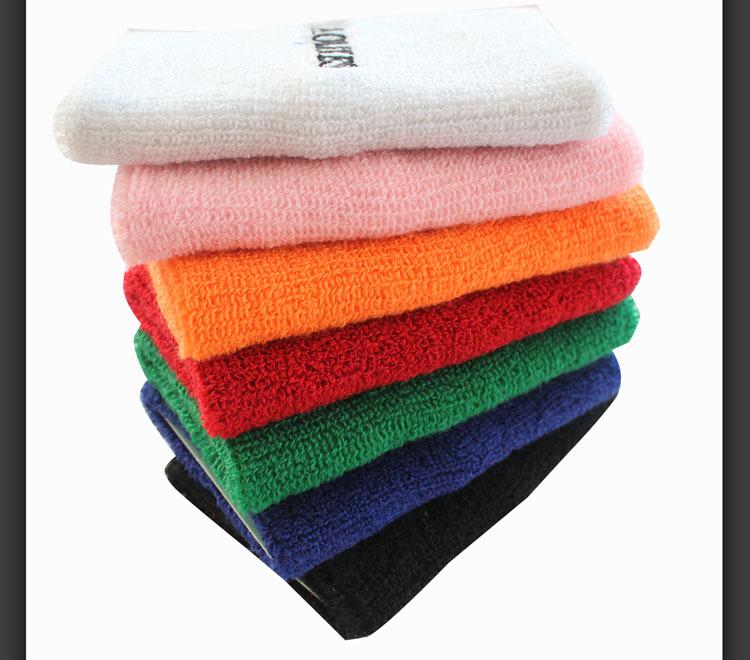Basketball Sweat Towels: Sweat Absorbtable Wrist Support Towel Wristband Basketball
