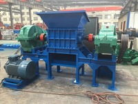400*800 rubbish recycling equipment/plastic bottle crushing Machine/plastic crusher
