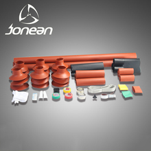 1kv heat shrink tube cable termination automatic pipe cutting machine brass spade terminal connectors cable lug crimping tools